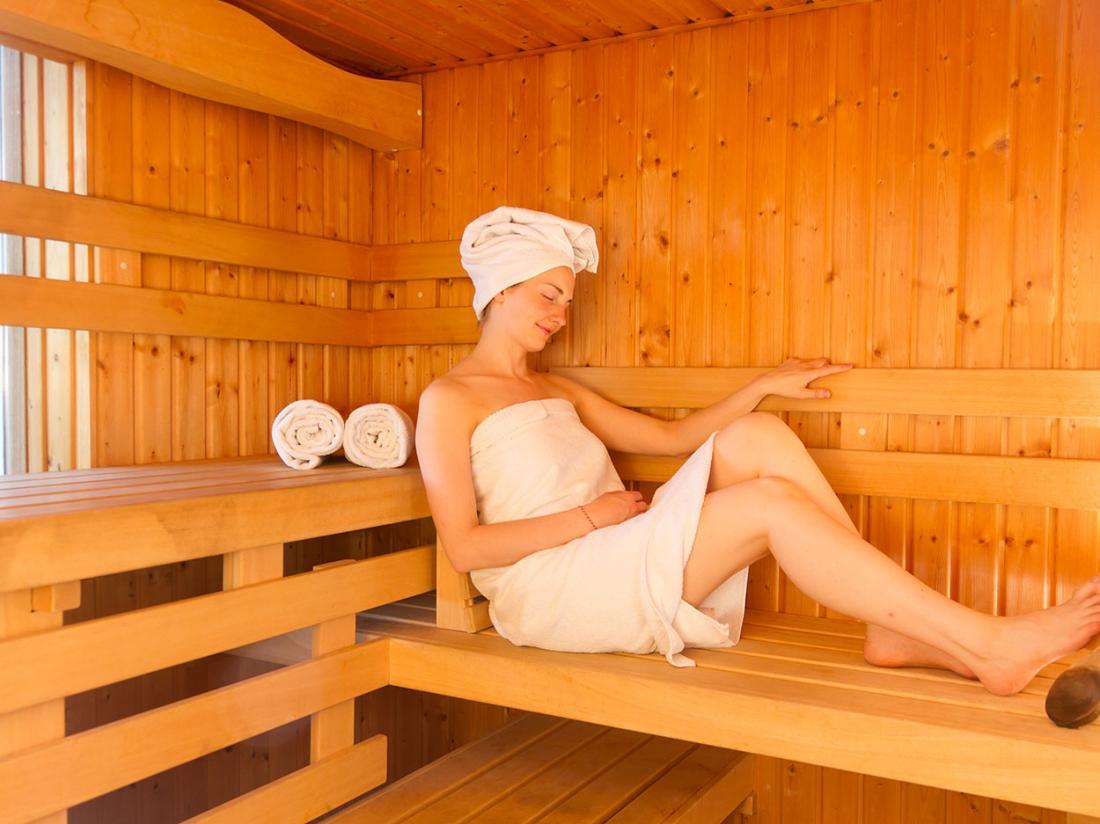 Weekendjeweg Albergen Sauna