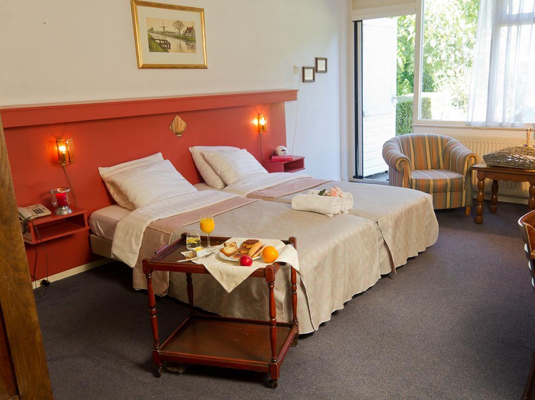Weekendjeweg Overijssel Hotelkamer