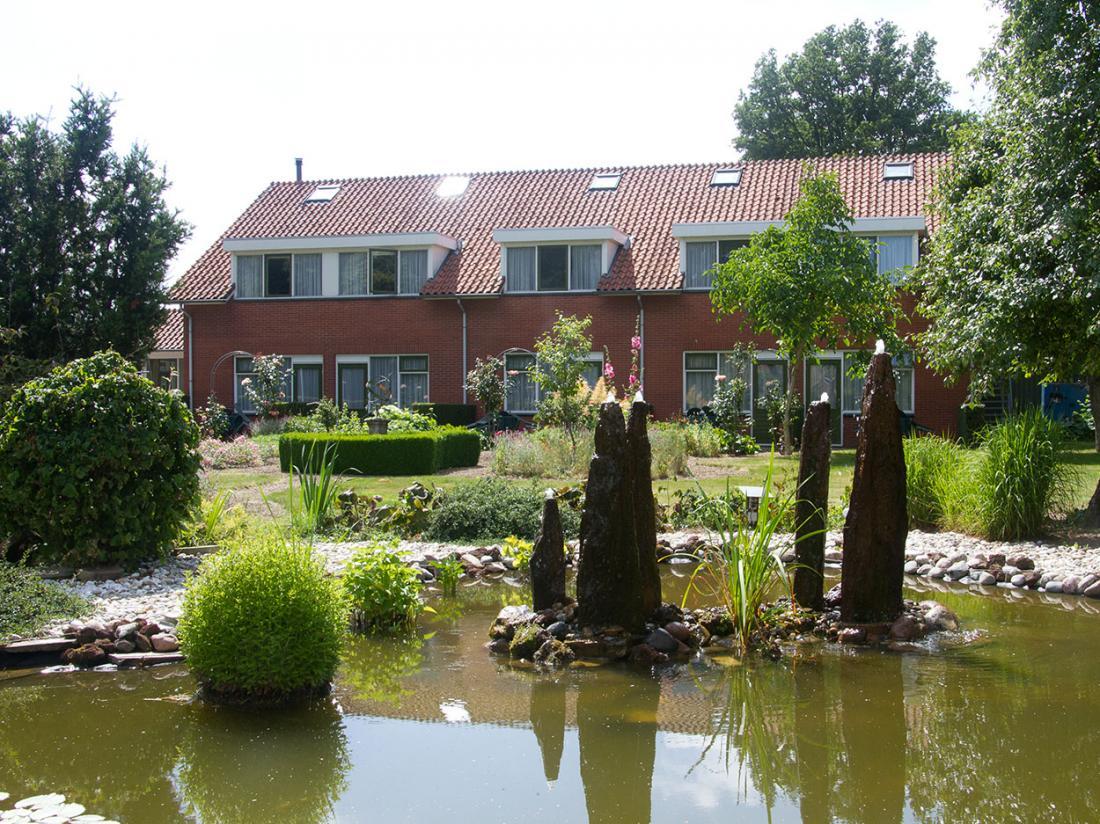 Weekendjeweg Overijssel Tuin
