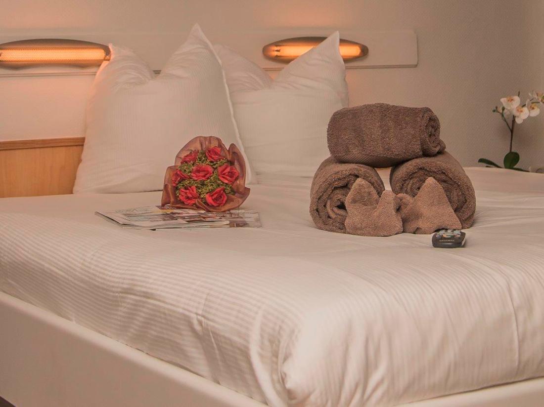 Weekendjeweg HotelAtlanta Slaapkamer