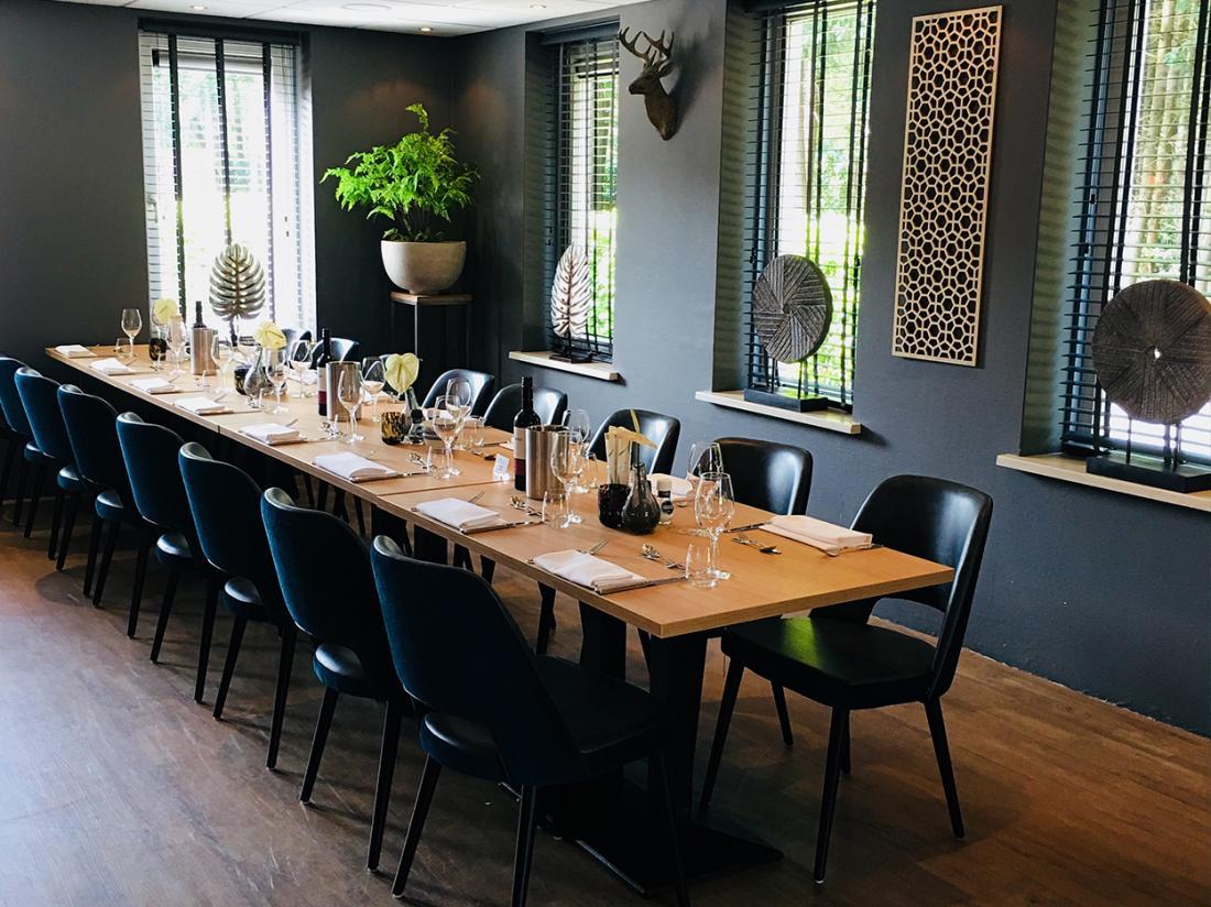 Weekendjeweg Veluwe Restaurant diner Westcord