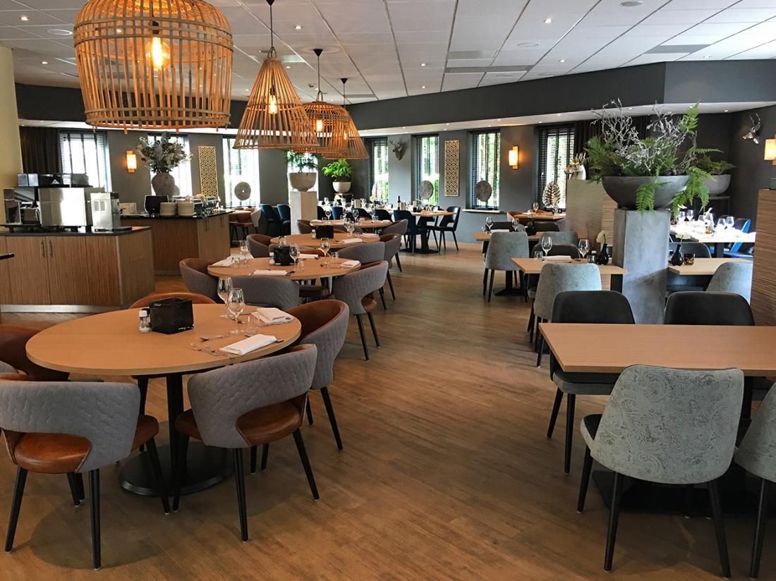 Weekendjeweg Veluwe Restaurant interieur Westcord