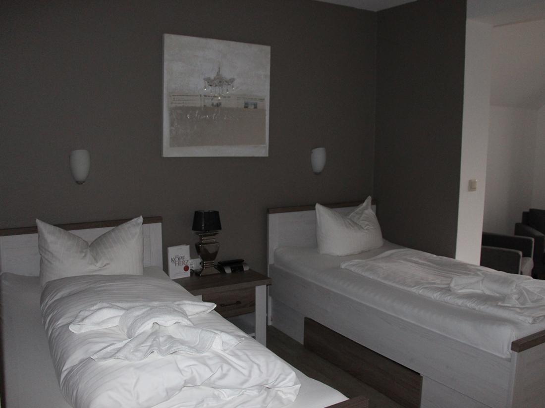 Das Loft Hotel Willingen Hotelovernachting Eenpersoonsbedden