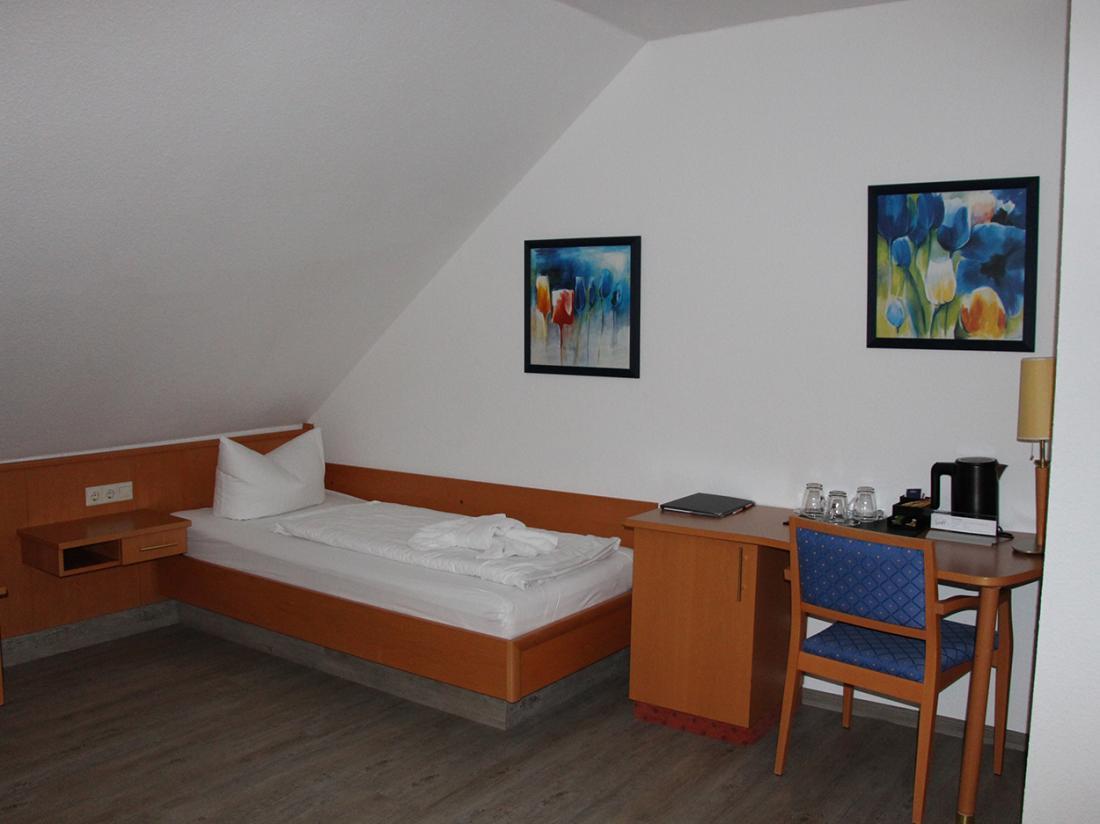 Das Loft Hotel Willingen Hotelovernachting Suite Eenpersoonsbed