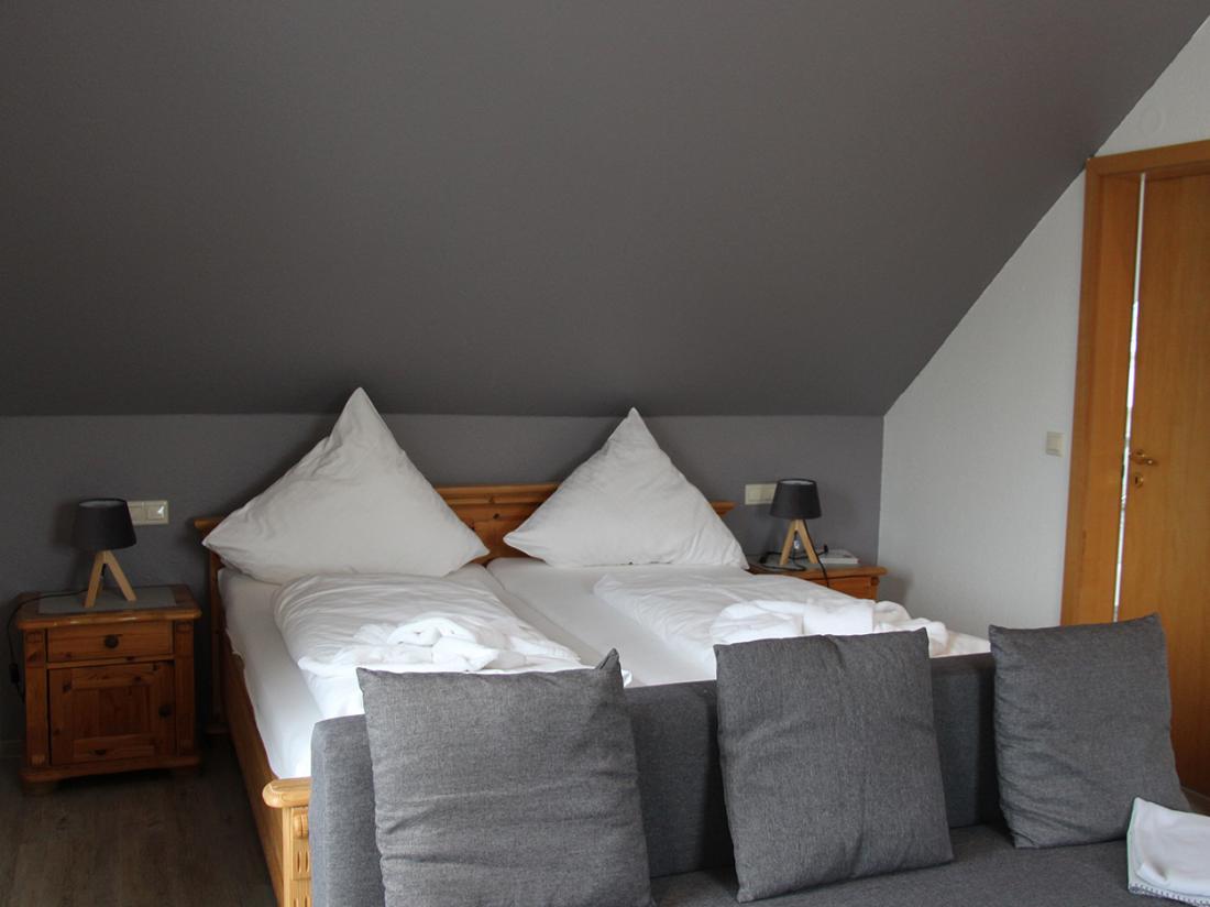 Das Loft Hotel Willingen Hotelovernachting Suite Tweepersoonskamer