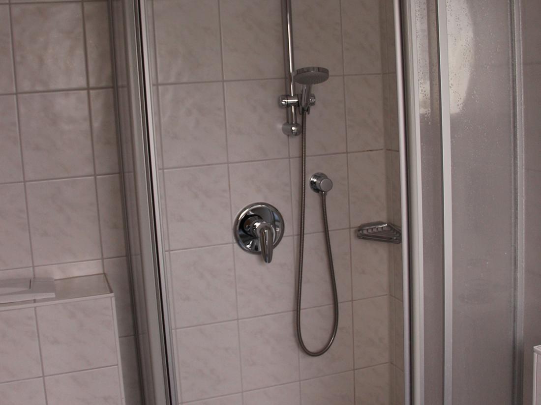 Das Loft Hotel Willingen Hotelovernachting Tweepersoonskamer Badkamer