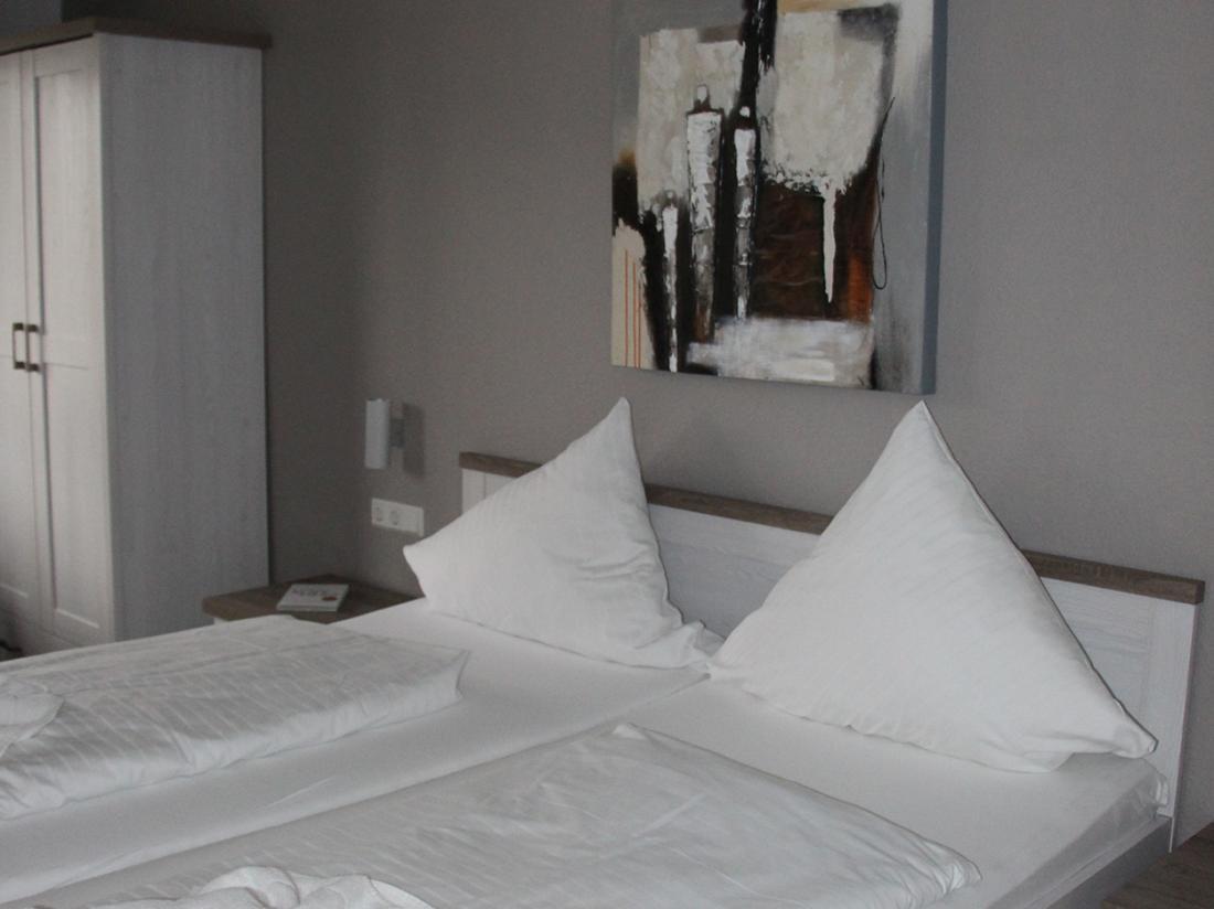 Das Loft Hotel Willingen Hotelovernachting Tweepersoonskamer Bedden