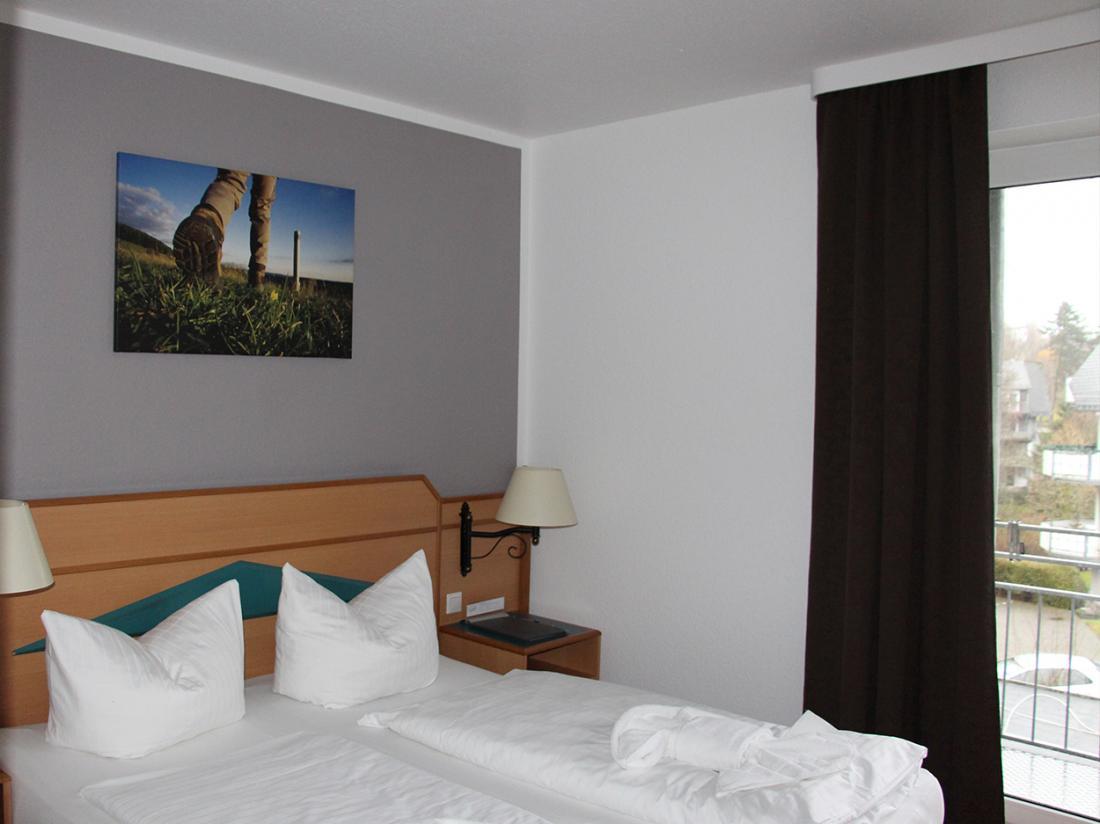 Das Loft Hotel Willingen Hotelovernachting Tweepersoonskamer
