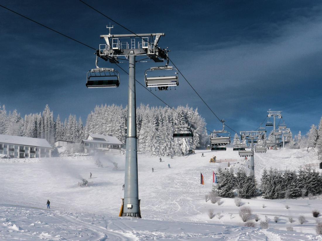 Hotel Willingen Hessen Skigebied