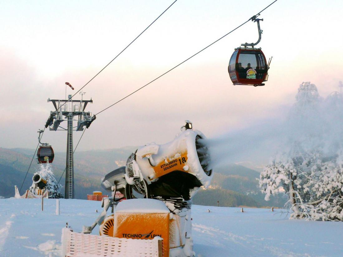 Weekendjeweg Willingen Hessen Skilift
