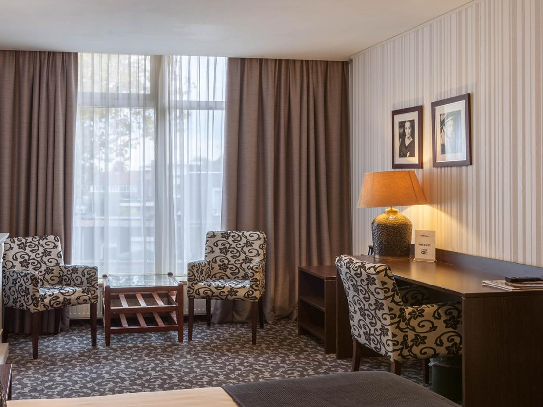 Best Western Hotel Uithoorn Noord Holland Hotelkamer Bureau