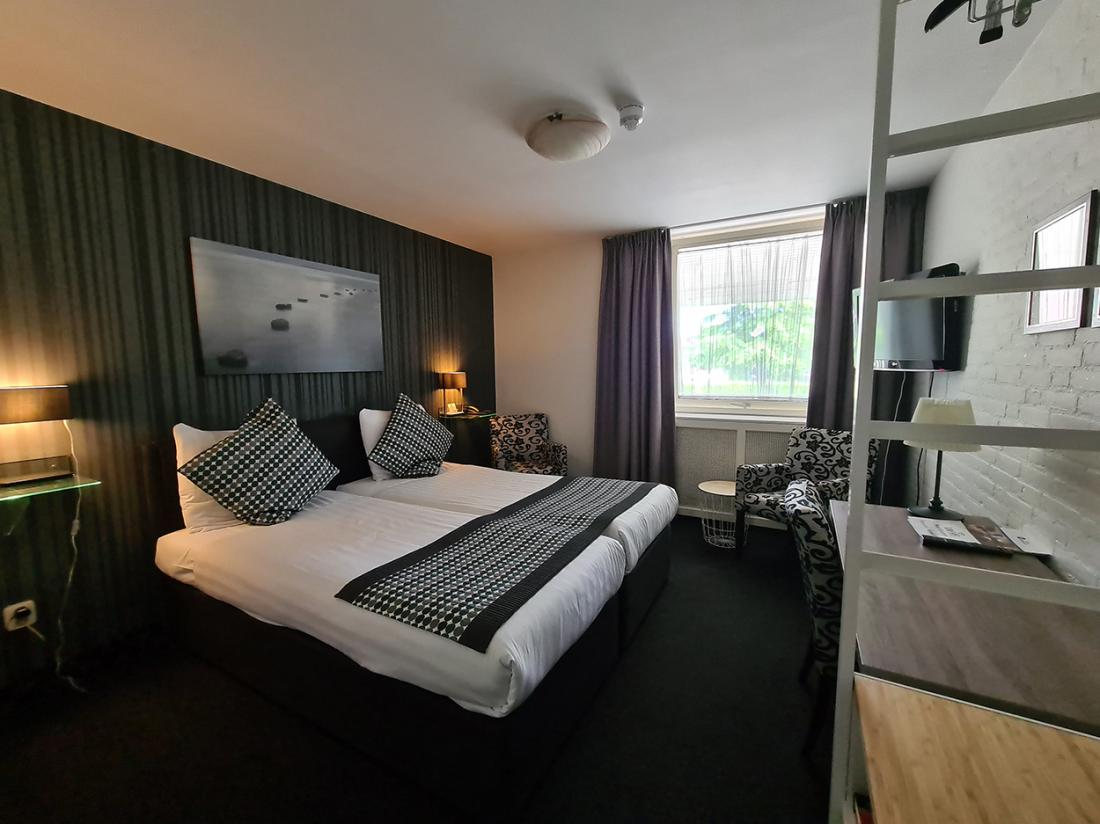 Best Western Hotel Uithoorn Noord Holland Hotelkamer Zitje