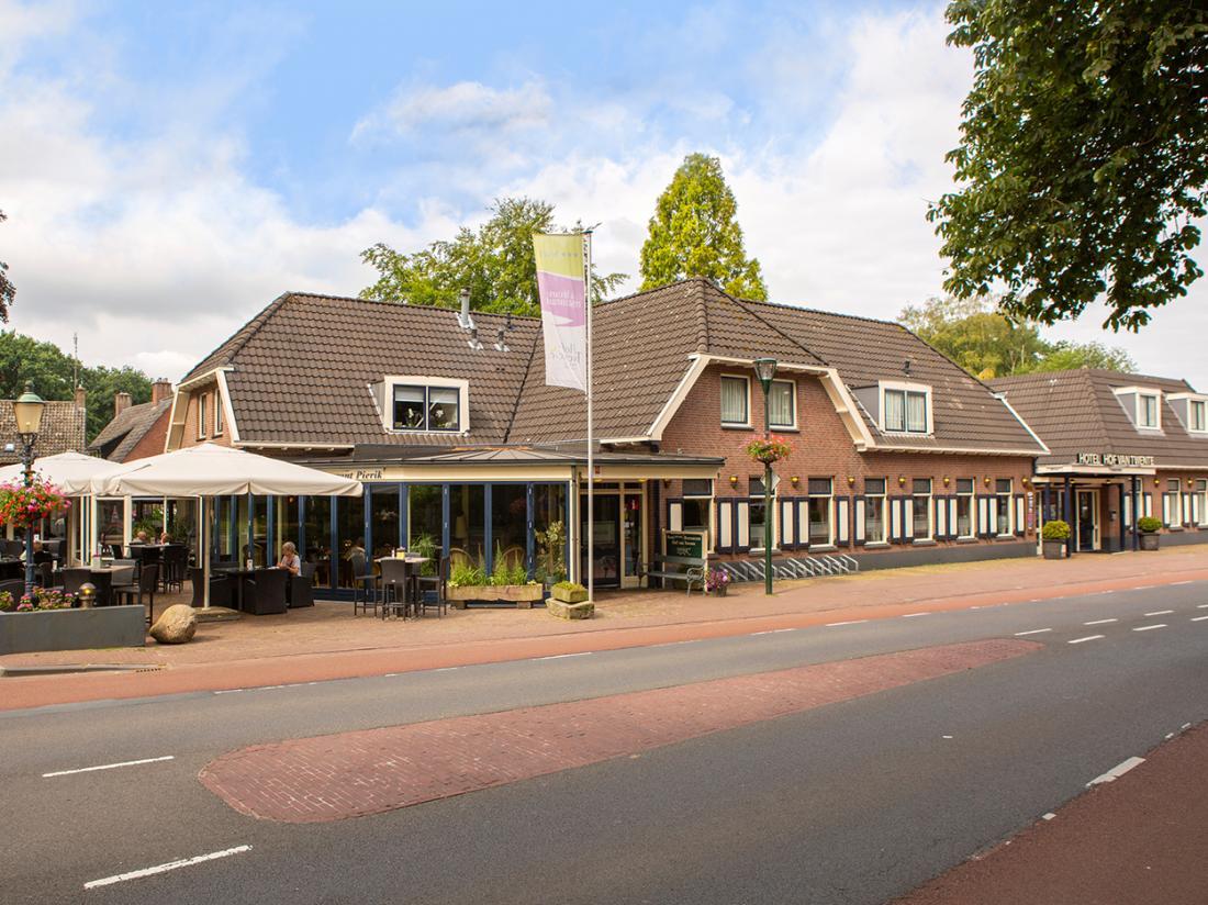 Hotel Hof van Twente Hengevelde Buitenkant