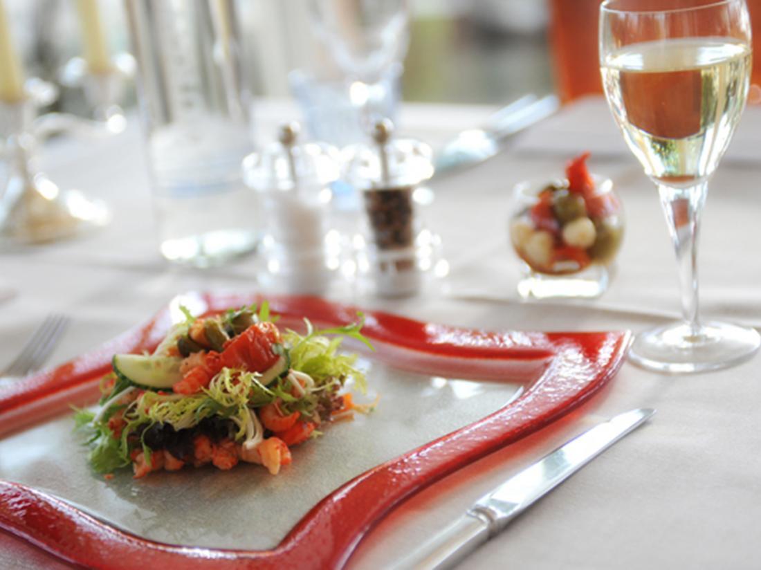Hotel Hof van Twente Hengevelde Salade
