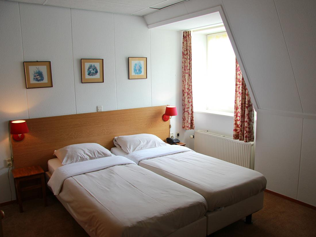 Hotel Hof van Twente Hengevelde Slaapkamer