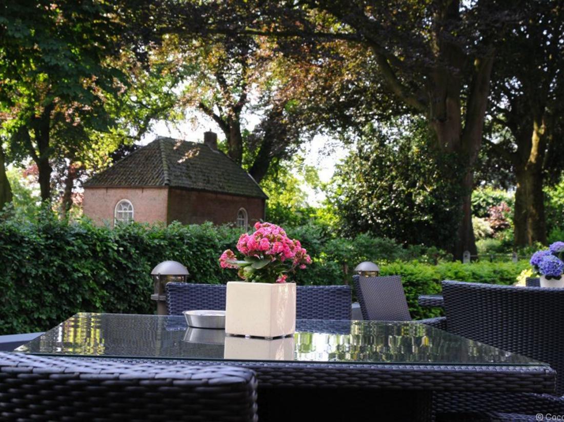 Hotel Hof van Twente Hengevelde Terras
