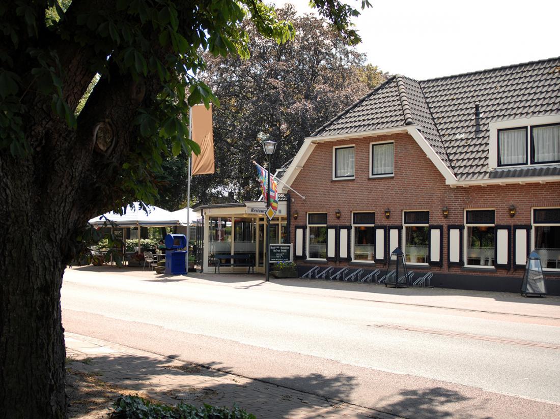 Hotel Hof van Twente Hengevelde Vooraanzicht