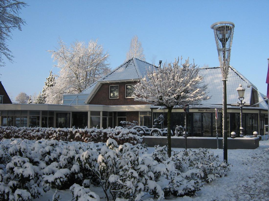 Hotel Hof van Twente Hengevelde Winter