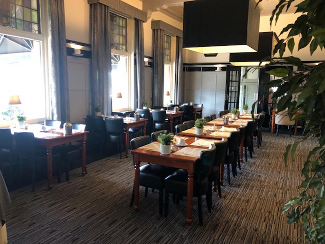 Ontbijt buffet restaurant Wilhelmina Venlo
