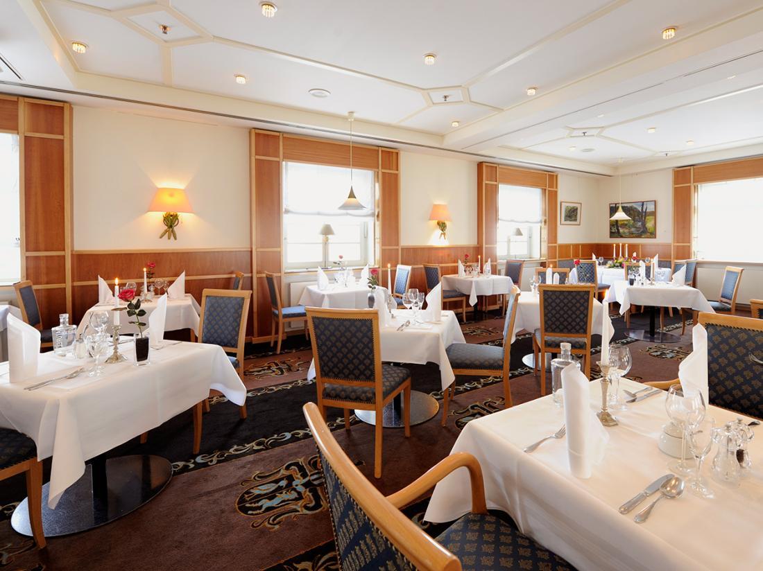 Hotelaanbieding Ballenstadt Restaurant