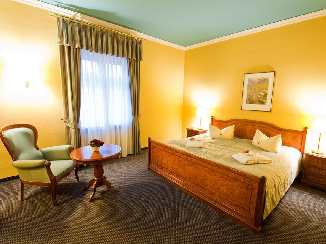 Hotelaanbieding Van der valk Hotelkamer