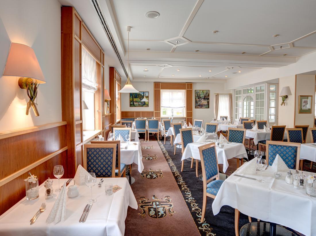 Hotelarrangement Ballenstadt Restaurant