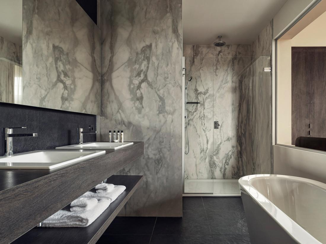 Badkamer suite Terhills Limburg