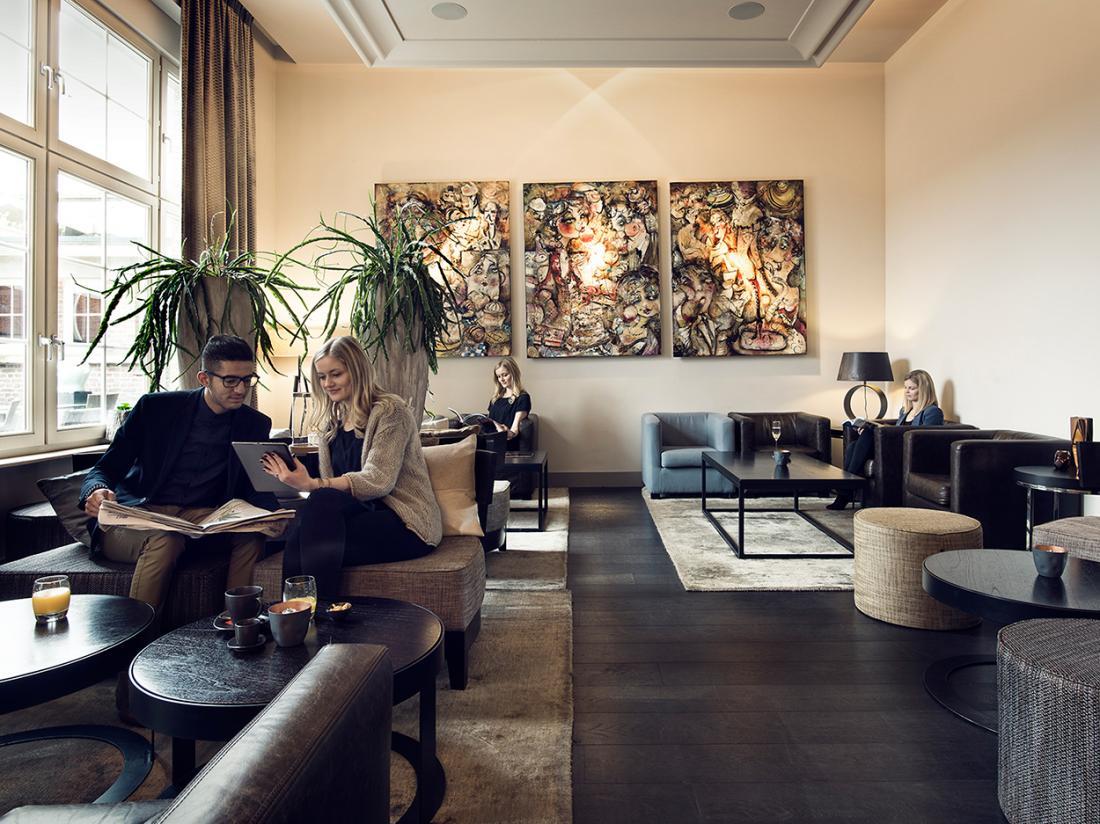 Lounge Terhills Limburg hotel