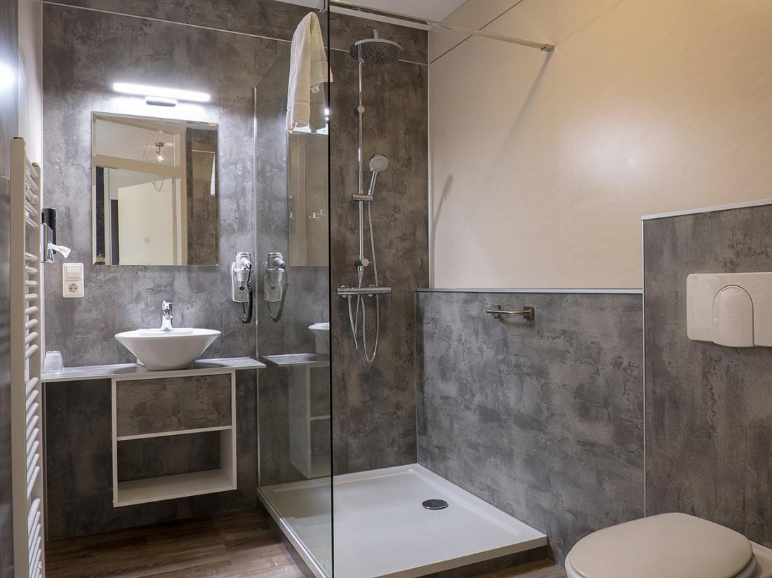 Landgoed Hotel Woodbroke Interieur Badkamer