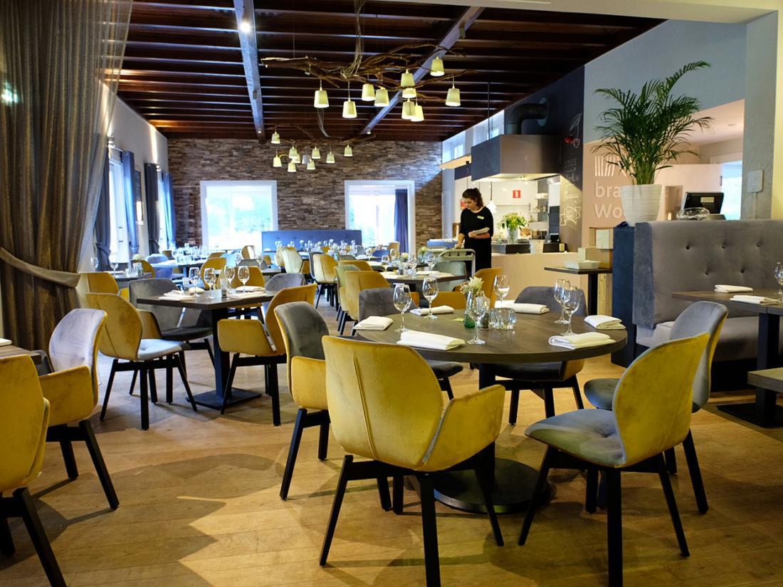 Landgoed Hotel Woodbroke Interieur Brasserie