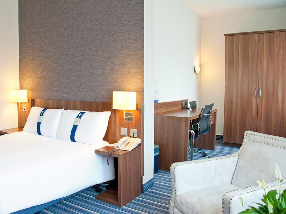Port of Moerdijk Moerdijk Noord Brabant Hotel Kamer
