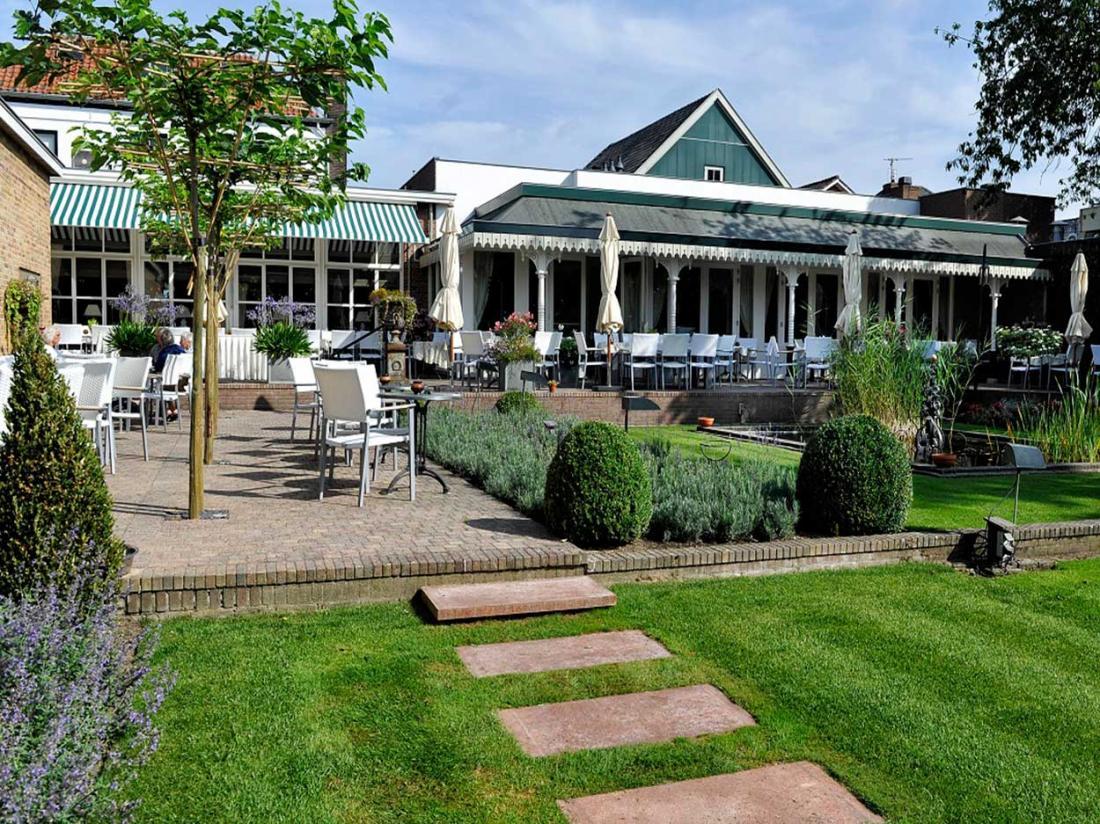 tuin Hotel Restaurant Bakker Gelderland Wandelen en Fietsen