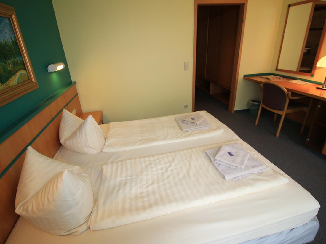 Hotel Lochmuhle Mayschoss standaard kamer