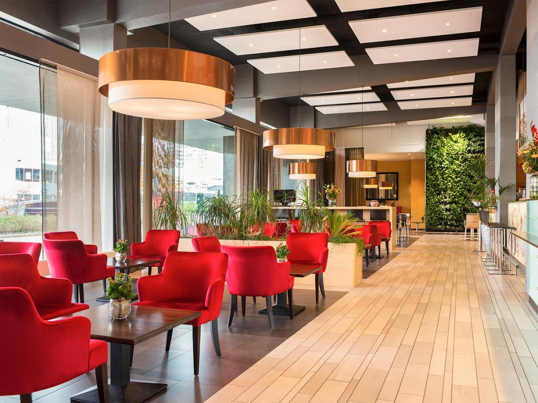 hotelarrangement leiden noord holland lounge