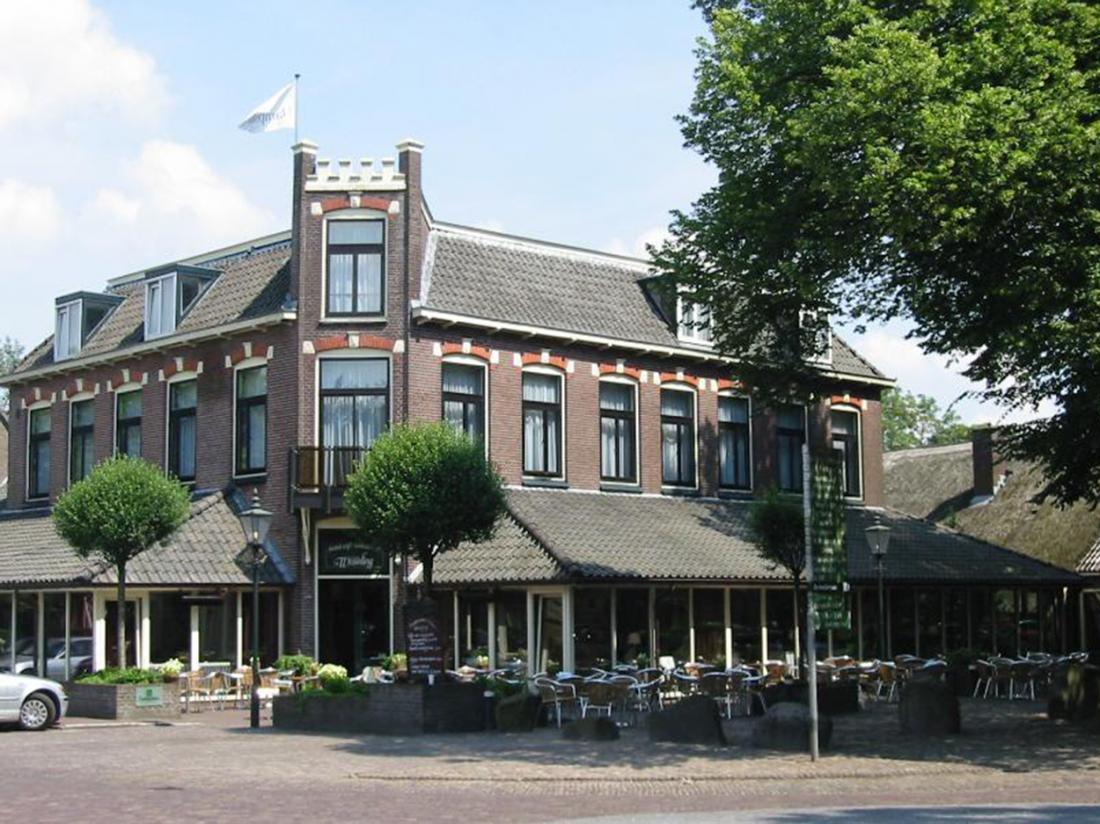 Hotelaanbieding Dwingeloo Exterieur