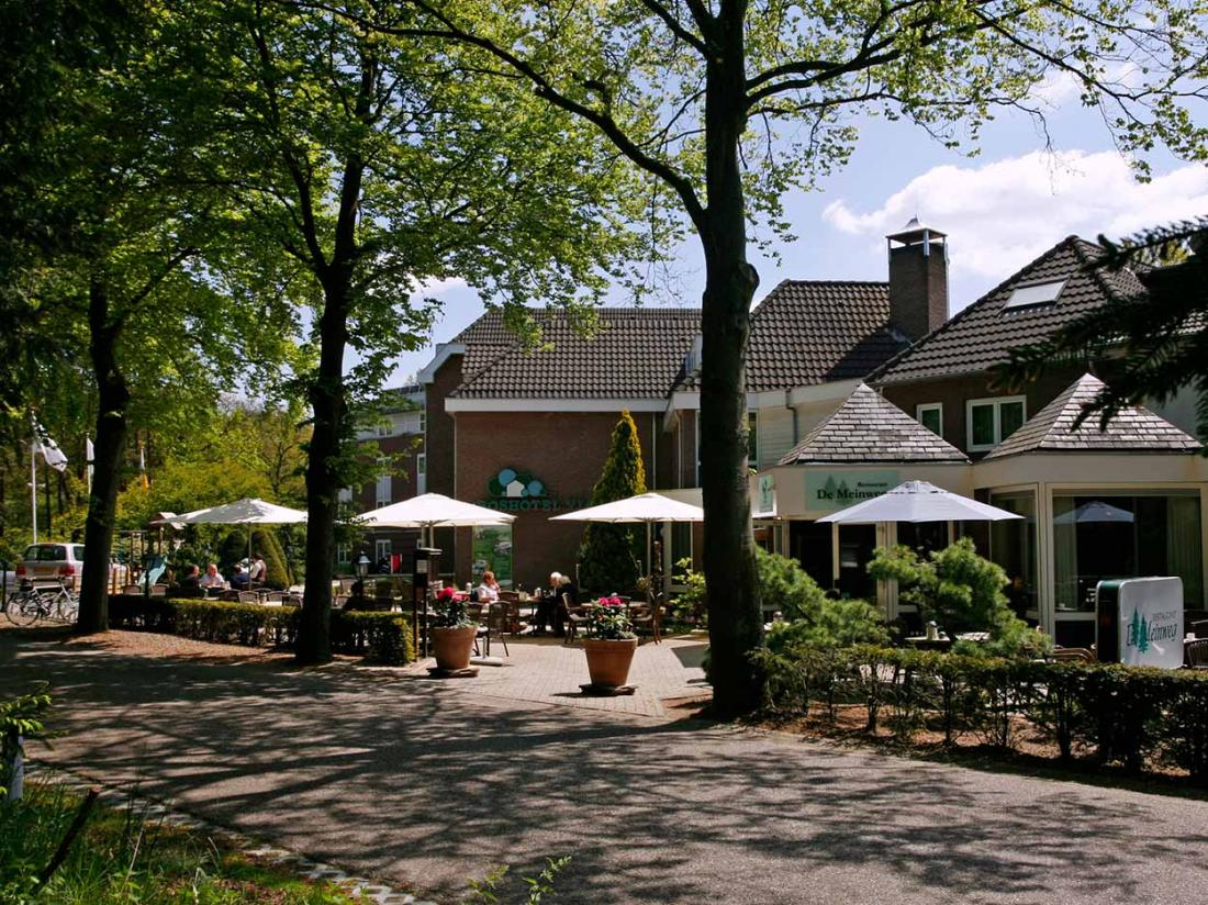 Boshotel Vlodrop Limburg Hotel Exterieur Boshotel