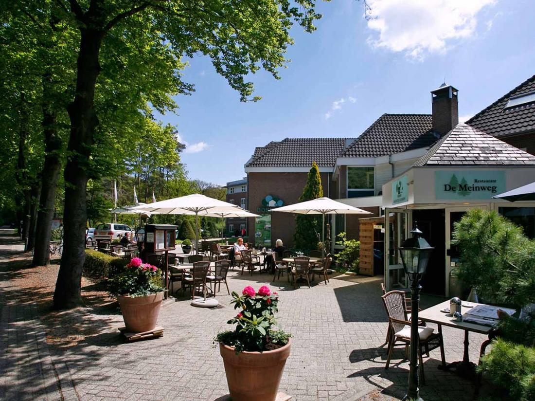 Boshotel Vlodrop Limburg Hotel Exterieur Terras