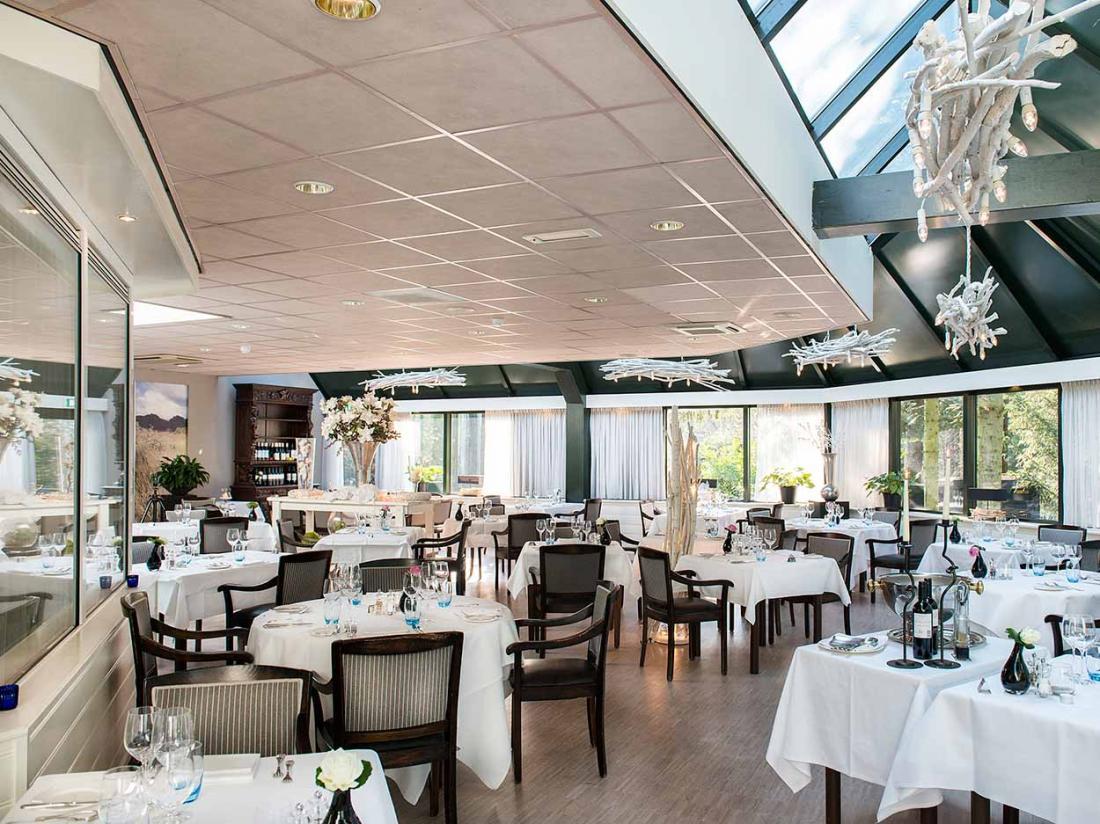 Boshotel Vlodrop Limburg Hotel Interieur Restaurant
