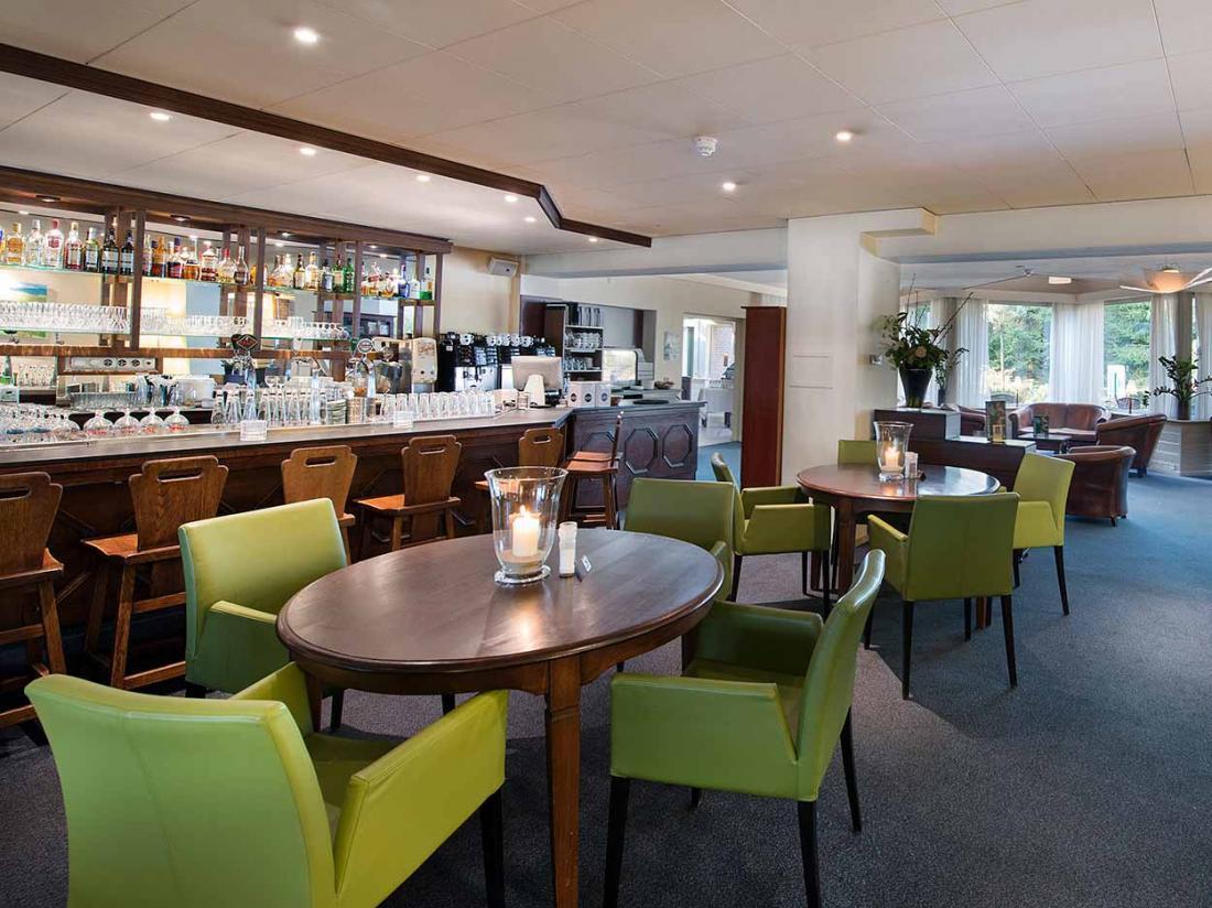Boshotel Vlodrop Limburg Interieur Hotel Bar