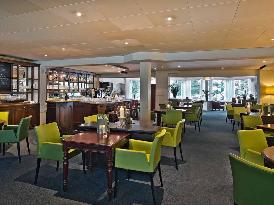 Boshotel Vlodrop Limburg Interieur Hotel Brasserie