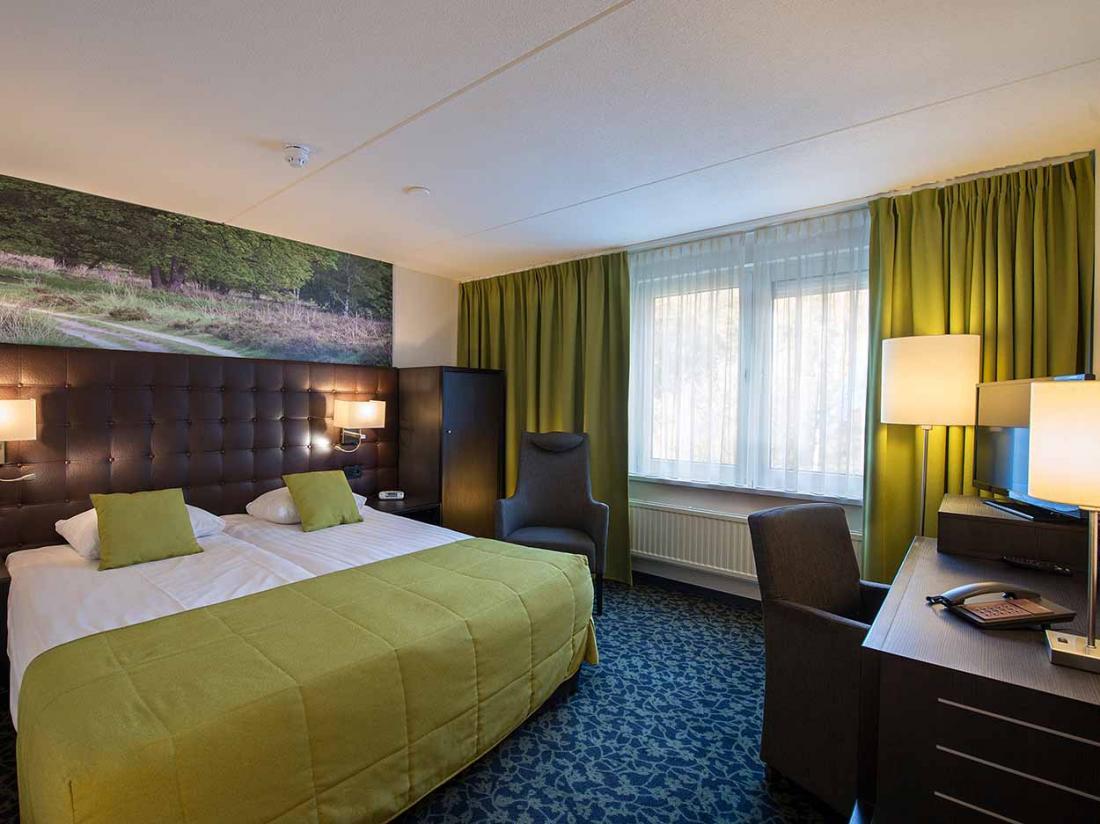 Boshotel Vlodrop Limburg Interieur Hotel Ckamer