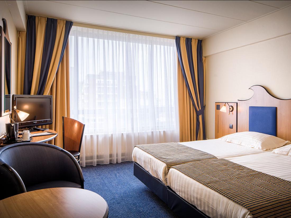 Weekendjeweg Scheveningen Hotelkamer