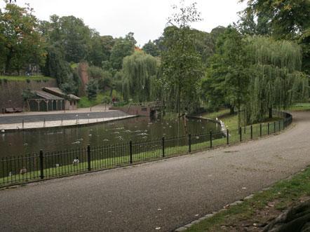 Hotel Courage Waalkade Kronenburgerpark