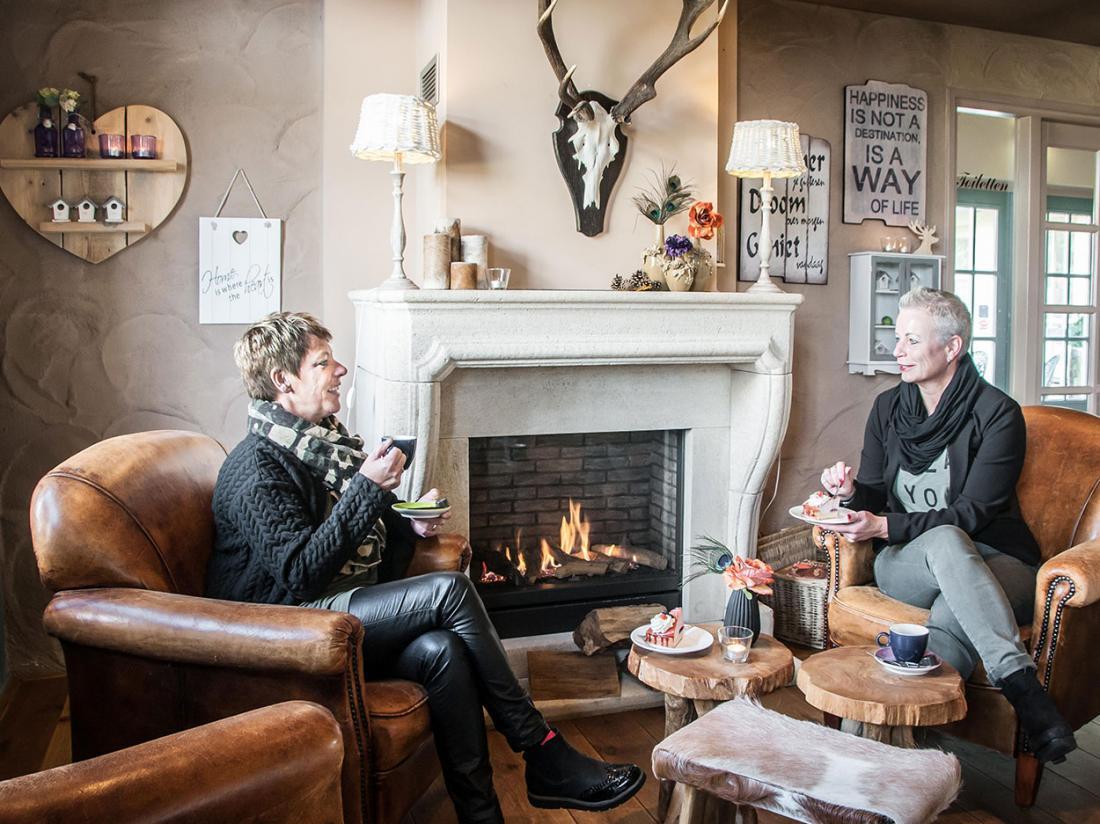 Hotelaanbieding Oud Ootmarsum High Tea
