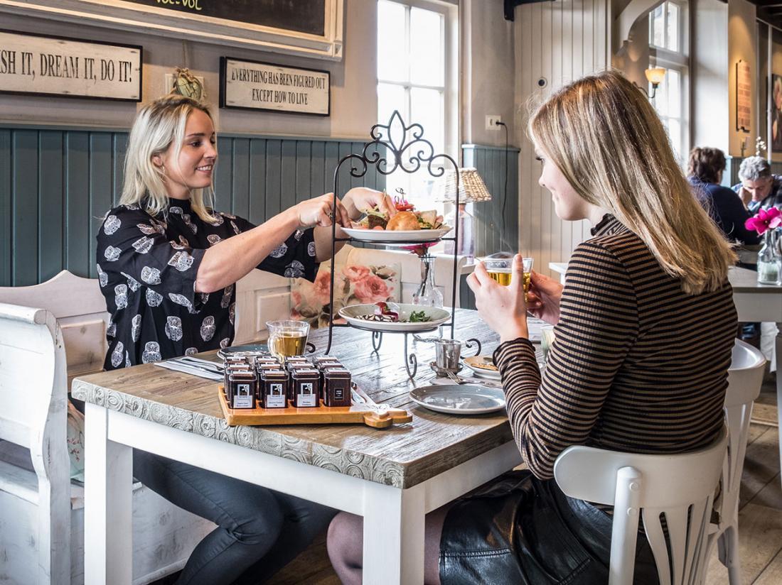 Hotelaanbieding Overijssel High Tea