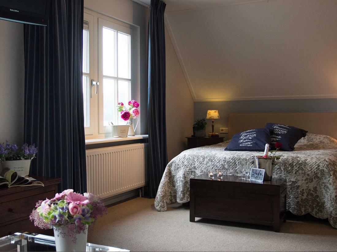 Weekendjeweg Oud Ootmarsum Hotelkamer