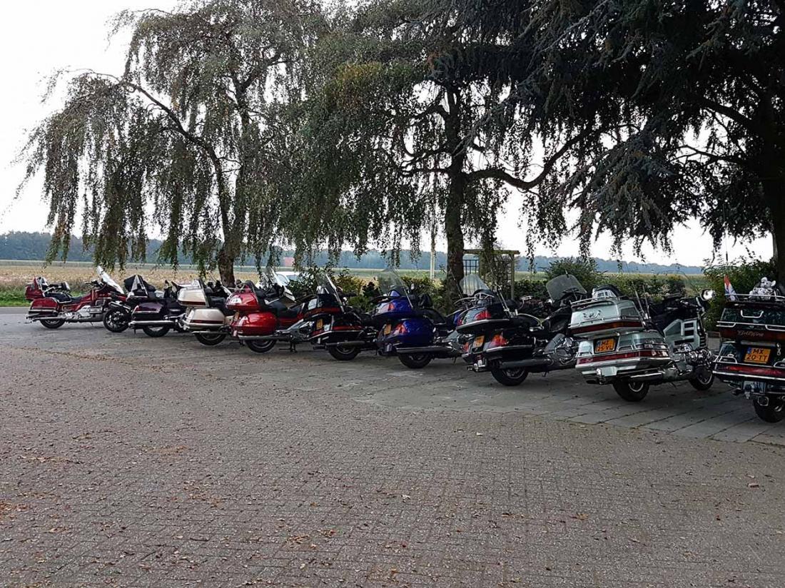 Hotel Witteveen Drenthe Buitenaanzicht