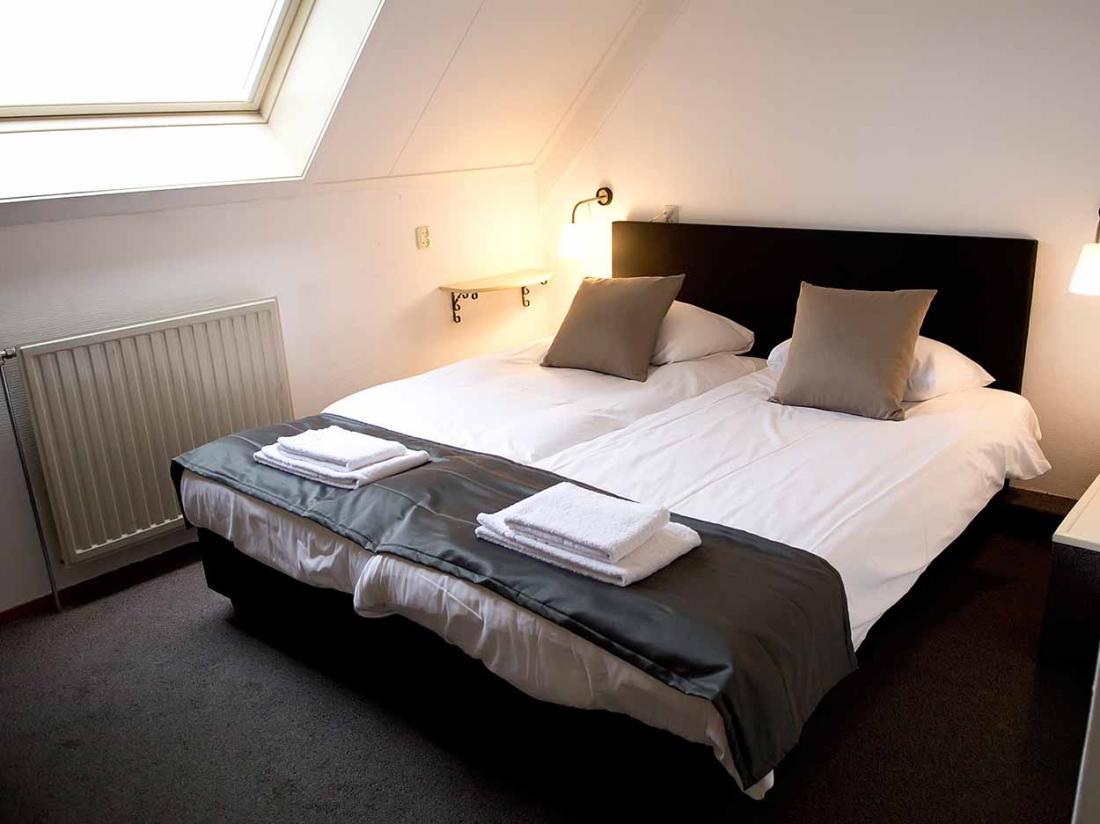 Hotel Witteveen Drenthe Hotelovernachting Hotelkamer