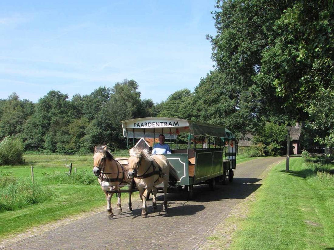 Hotel Witteveen Drenthe Paardentram