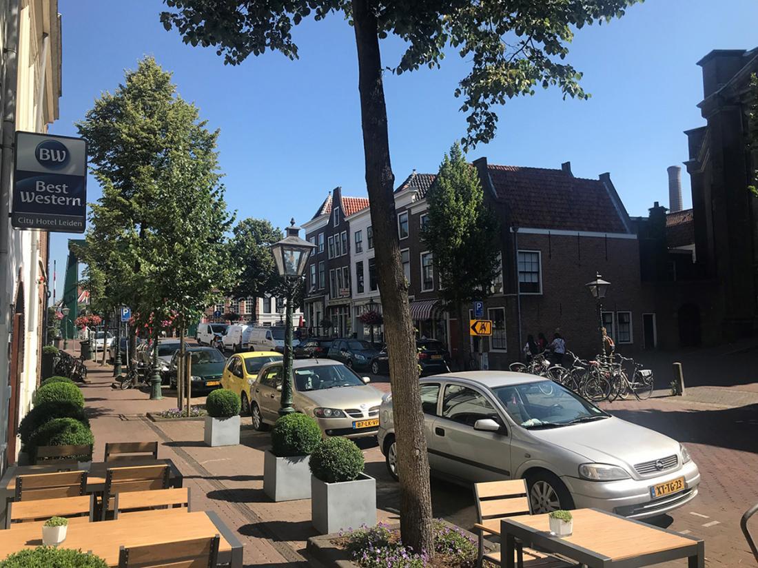 Best Western Hotel Leiden